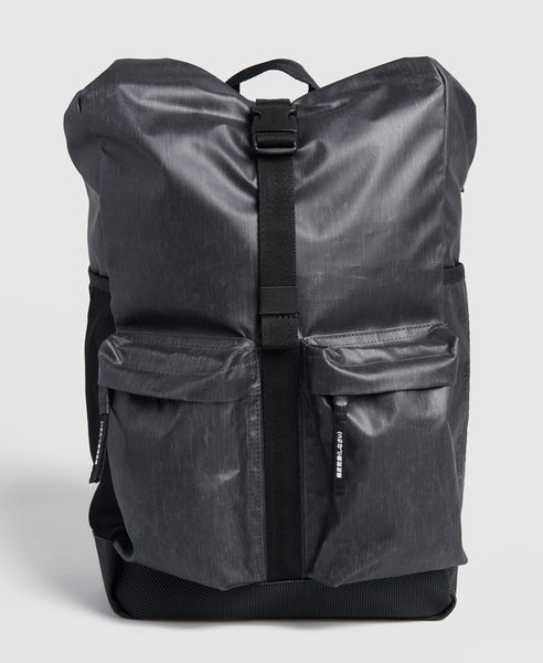 Roll Top Tarp Backpack