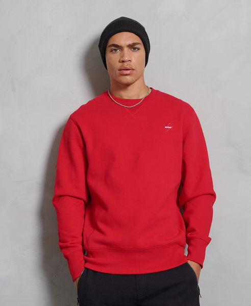 Sportstyle Crew, Rouge Red